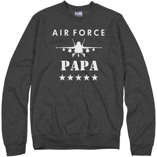Air Force Papa Military Pride
