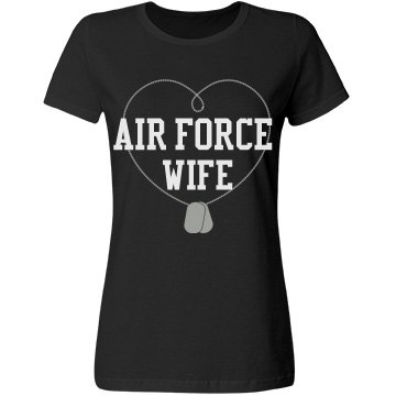Air Force Wife: Dog Tags