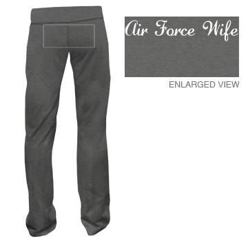 Air Force Wife Yoga Pant