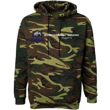 (Airgun Hunter) Camo hoodie