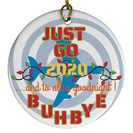 Airline 2020 Ornament