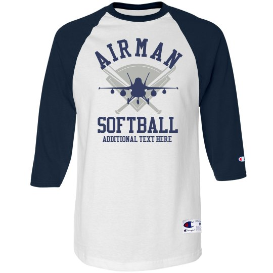 Airman Softball Tee