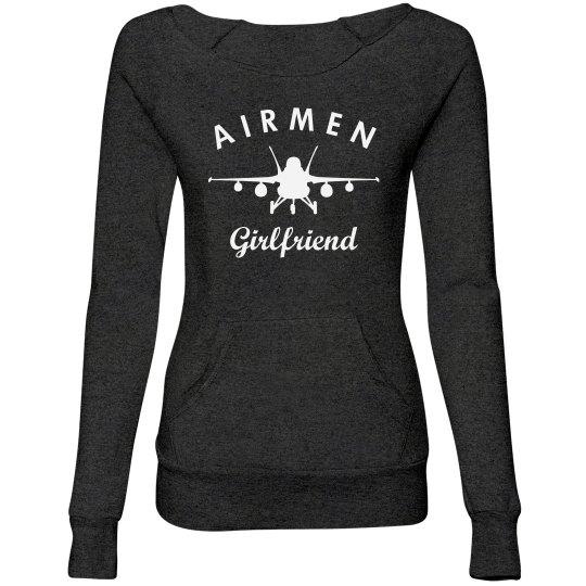 Airmen Girlfriend Sweater
