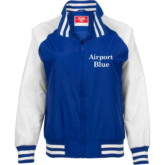 Airport Blue