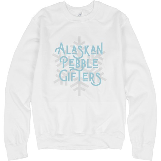Alaskan Pebble Gifters Sweatshirt