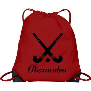Alexandra. Field Hockey