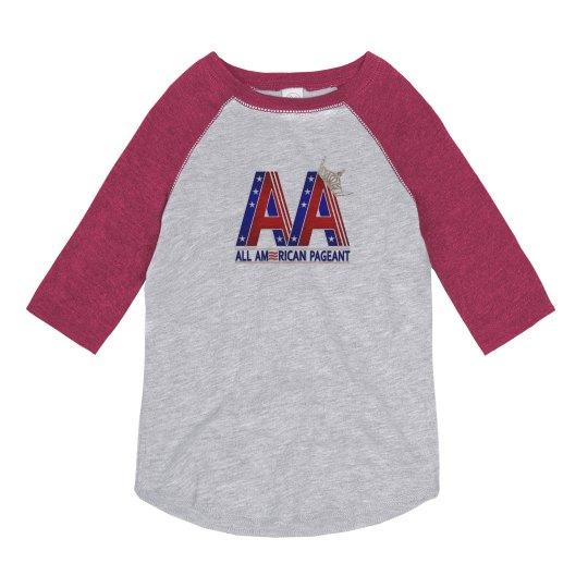 All American Baseball T-shirt (Youth)