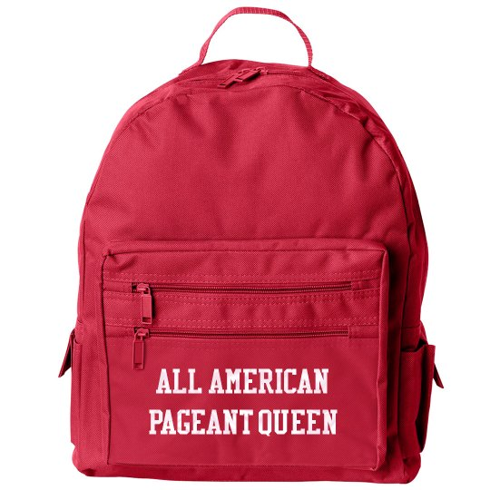All American Pageant Backpack