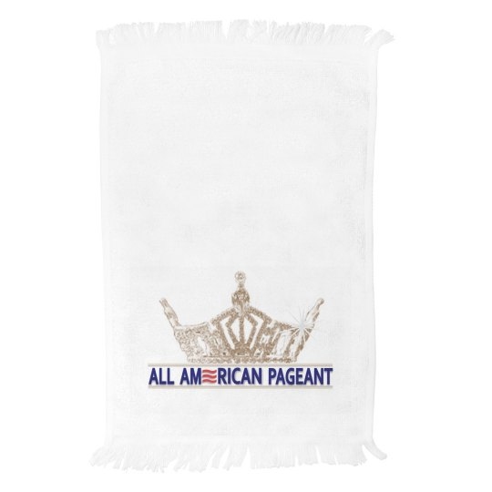 All American Pageant Exercise Towel