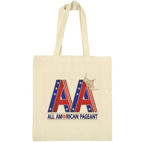 All American Pageants Bag