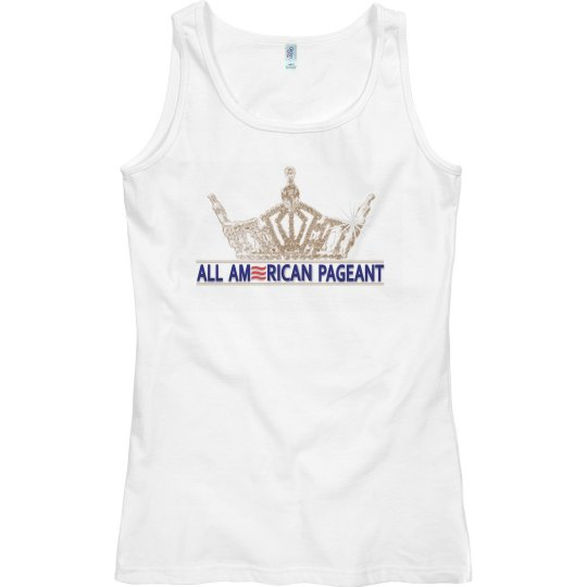 All American Pageants Tank Top