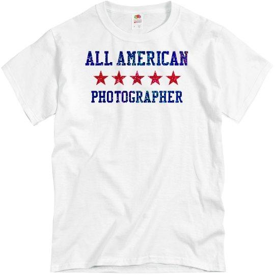 All American Photographer 2018