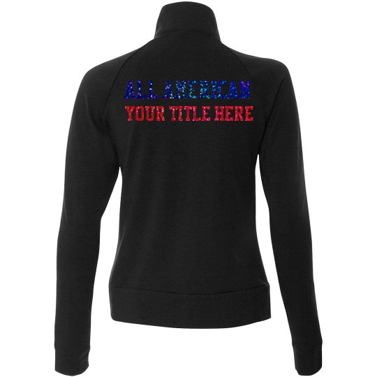 All American Title Jacket