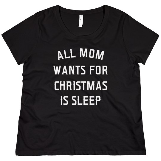 All Any Mom Ever Wants Is Sleep