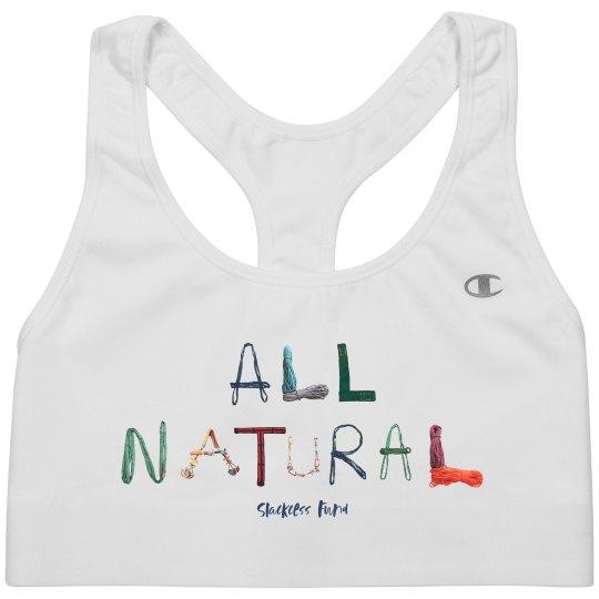 All Natural - Sports Bra