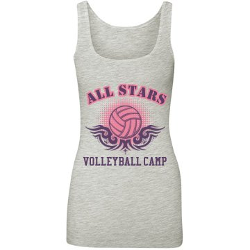 All Stars Volleyball Camp