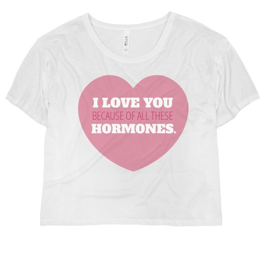 All These Hormones