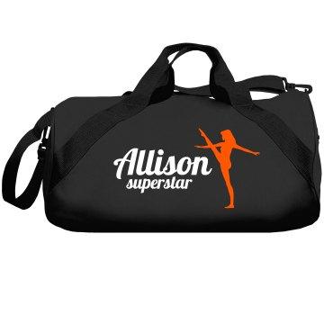 ALLISON superstar