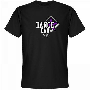 AllThatDance Dad shirt