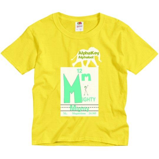 AlphaKey M - Tee