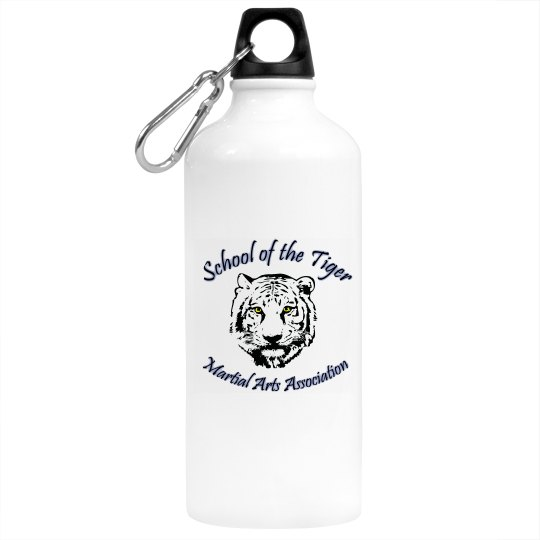 Aluminum Water Bottle with Logo