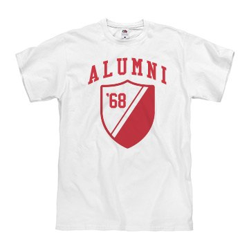 Alumni Year Shield