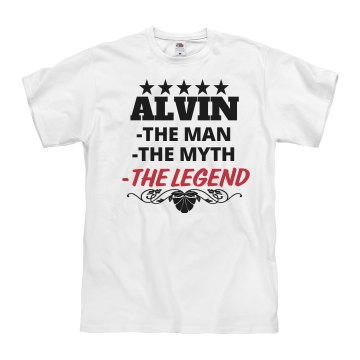 Alvin - the man!
