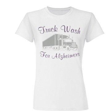 Alzheimer's Truck Wash