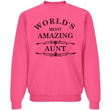 Amazing Aunt