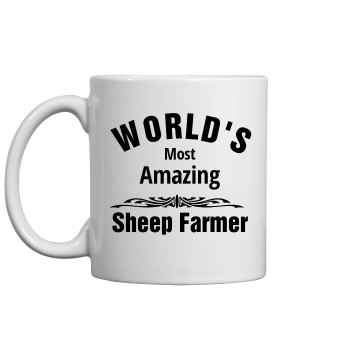 Amazing Sheep farmer