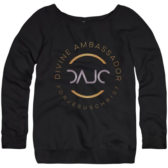 AMBASSADOR FOR JESUS SCOOP SWEAT