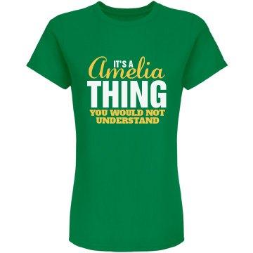 Amelia Thing