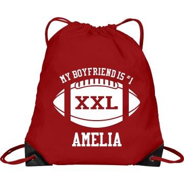 Amelia's boyfriend