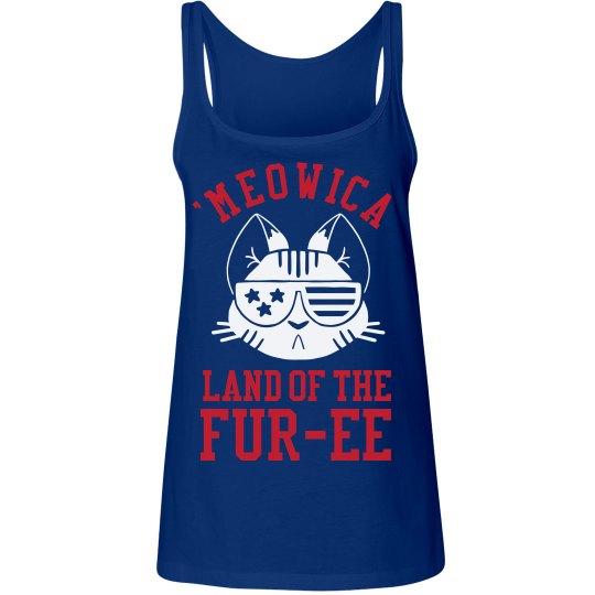 Ameowican Fur-eedom