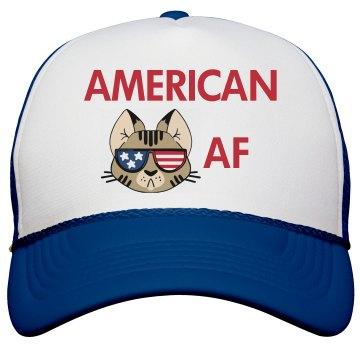 American AF Hat