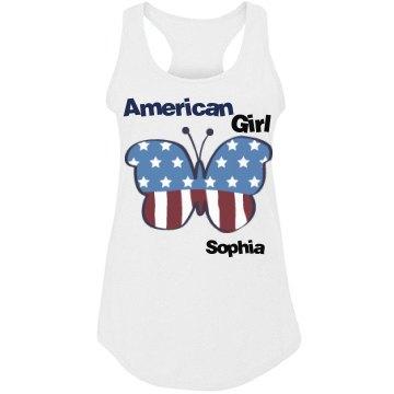 American Girl Butterfly