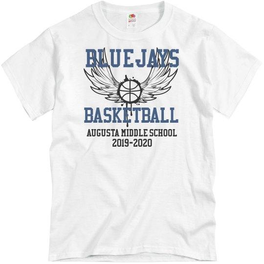 AMS Basketball 2019-2020 Customized