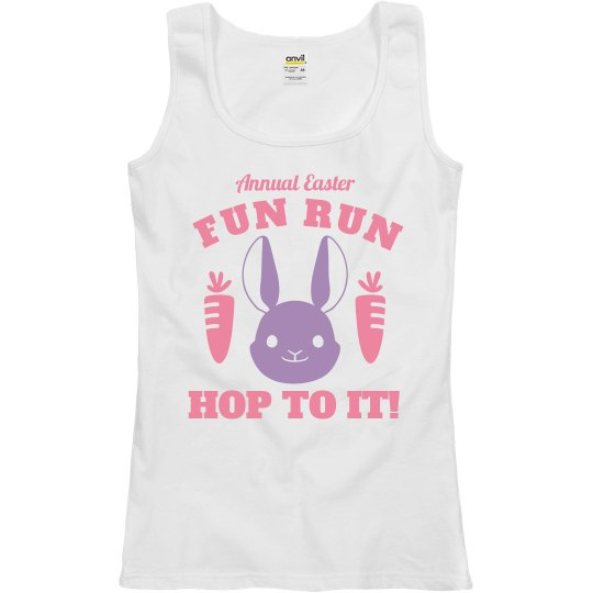 An Easter Fun Run 5k