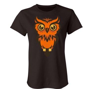 An Owl's Halloween