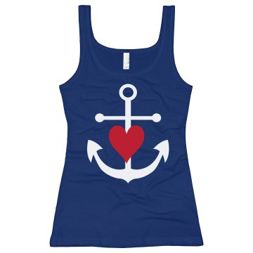 Anchor Heart Tank