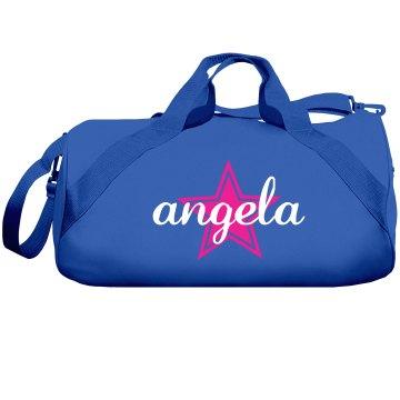 Angela. Ballet