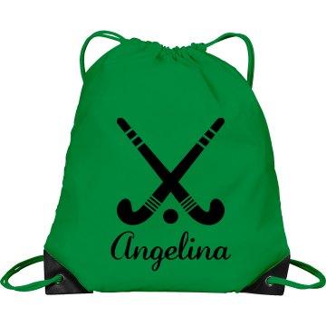 Angelina. Field Hockey