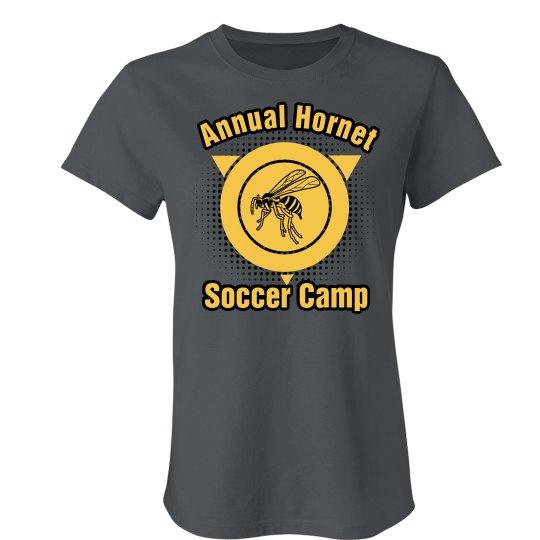 Annual Hornet Soccer Camp