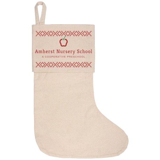 ANS Commemorative Holiday Stocking