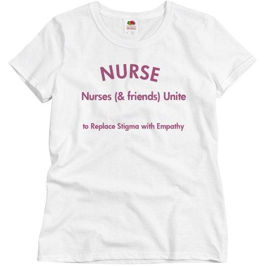 Anti stigma shirt