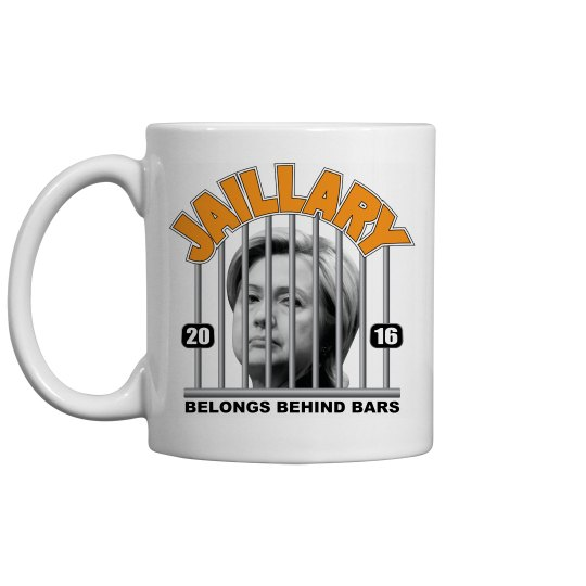 Anti-Hillary Jaillary 2016