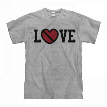 Anti-Valentine Love