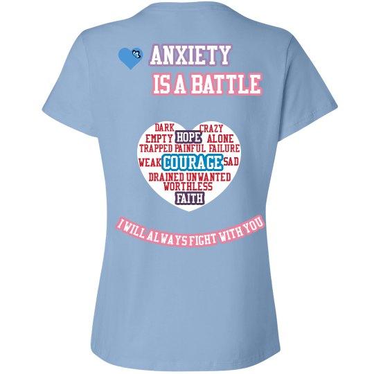 Anxiety Women's Tee