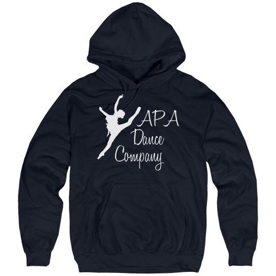 APA dance co hoodie