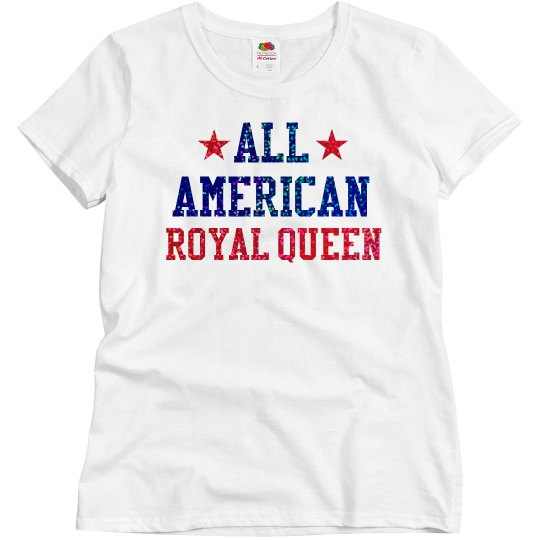 Appearance All American Royal Queen